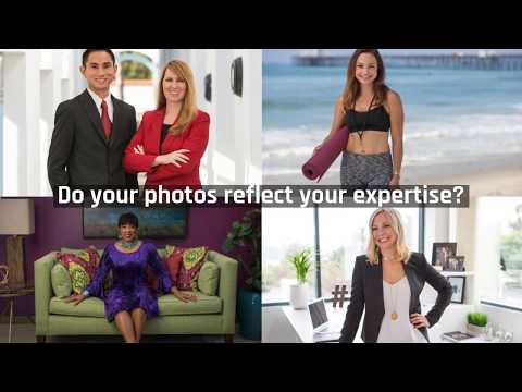 personal branding photography to attract your perfect client