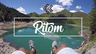Il bellissimo lago Ritom - Giro del LAGO