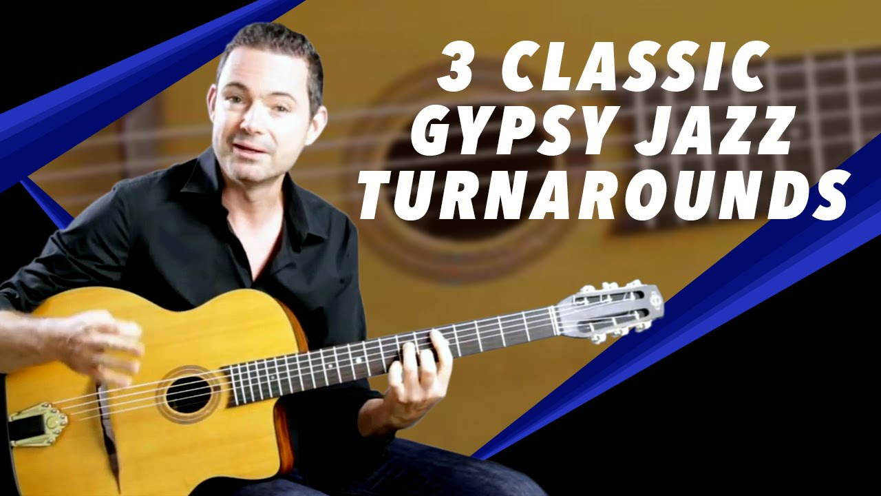 how to become gypsy jazz