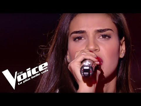 Michael Buble - Cry Me a River | Lorrah Cortesi | The Voice France 2018 | Blind Audition