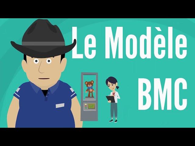 FAIRE UN BUSINESS MODEL: COMMENT SE DÉMARQUER ? (BMC)   DME