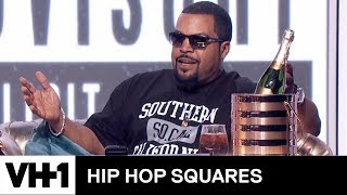Ice Cube Can't Guess the Rap Song 'Extended Scene' | Hip Hop Squares
