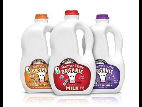 Top Ten Best Milk Brands In The World
