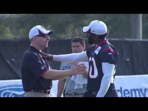 2013 Houston Texans Training Camp - Finishing the Season