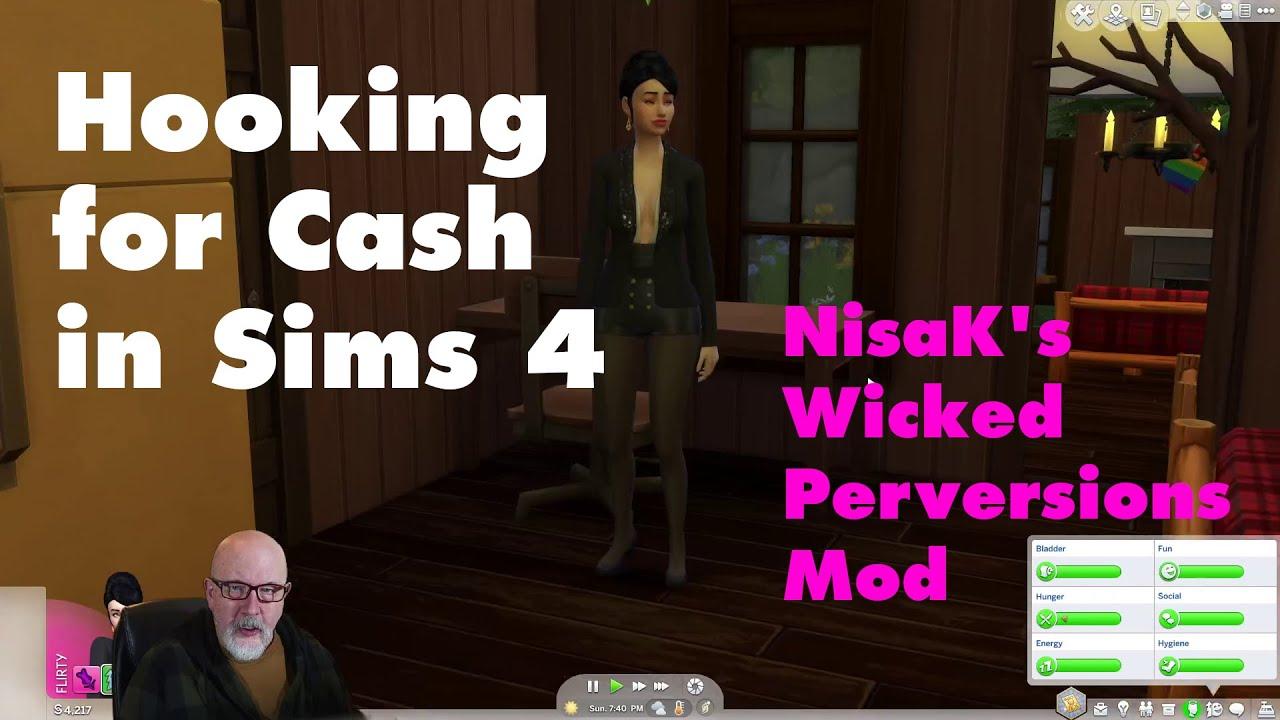 Sims 4 prostitute mod