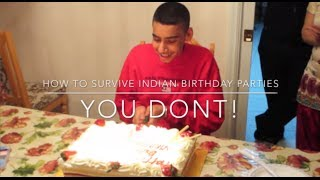 Typical Indian Birthday Party Vlog - keepingupwithmona