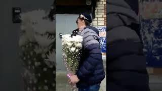Встреча сына из армии! ДМБ 20.10.2017