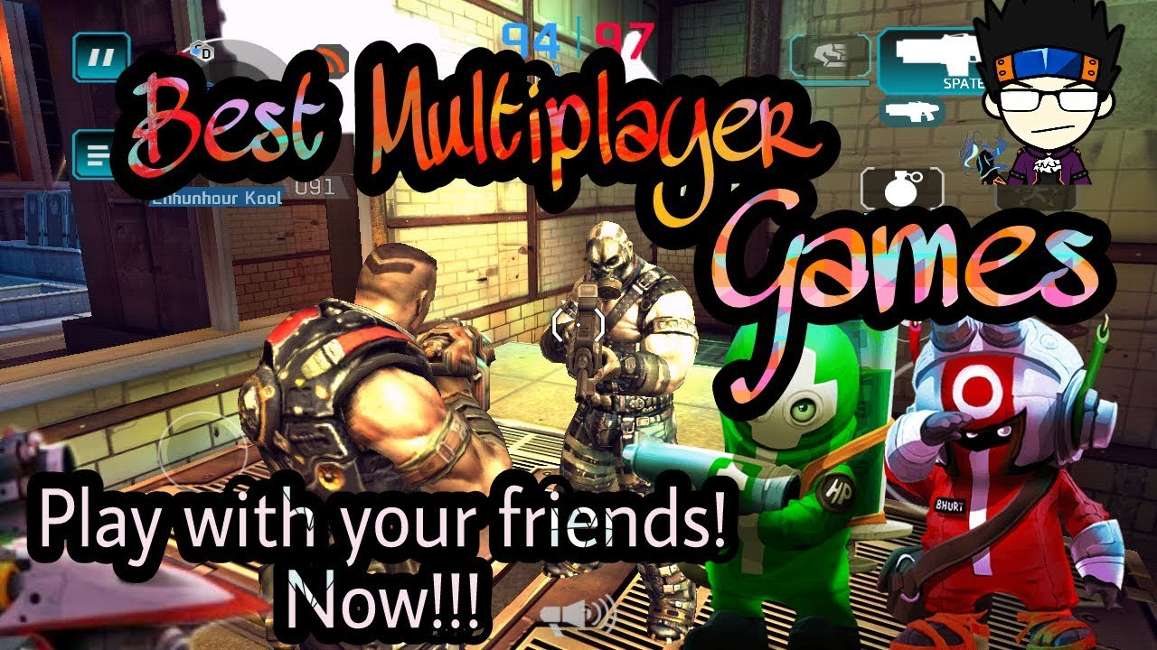 Multiplayer Online Game Which You Can Play With Your