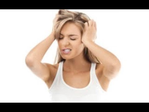 Зуд кожи головы и шеи,народные способы лечения,