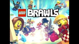 『 Apple Arcade 樂高大亂鬥 』#1 遊戲介紹  Lego Brawls 版絕地求生?你有看過樂高積木鬥毆嗎?!2020手遊推薦與好友在線決戰!