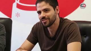 Enrique Guerrero habla de su experiencia y la lucha como preso político