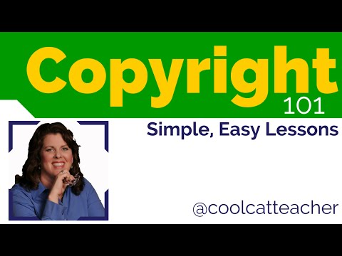 Copyright 101: A Simple Lesson in Licenses