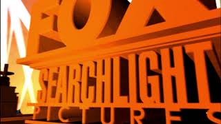 Fox Searchlight Pictures NEWER logo (February 28, 2020-present)