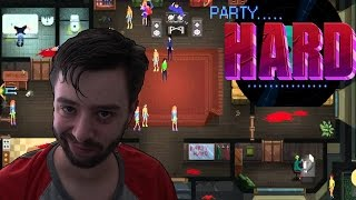 Party Hard | BLOODY GOOD TIME | Party Hard Gameplay