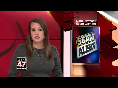 Treasury Department warns of debt payment scam