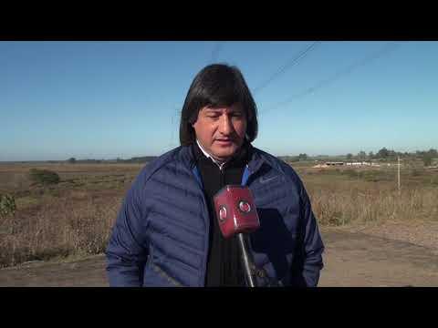 Martínez firmó un convenio con Nación por 40 millones de pesos en obras