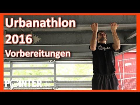 Patrick vloggt - Urbanathlon 2016: So bereite ich mich vor!