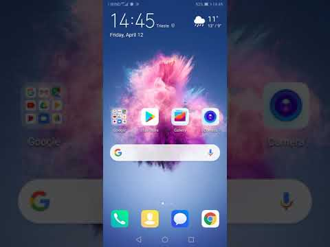 huawei p smart android 9