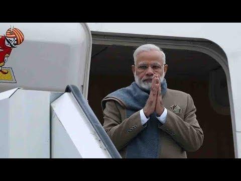 Indian PM Narendra Modi discusses nuclear power deal in Russia
