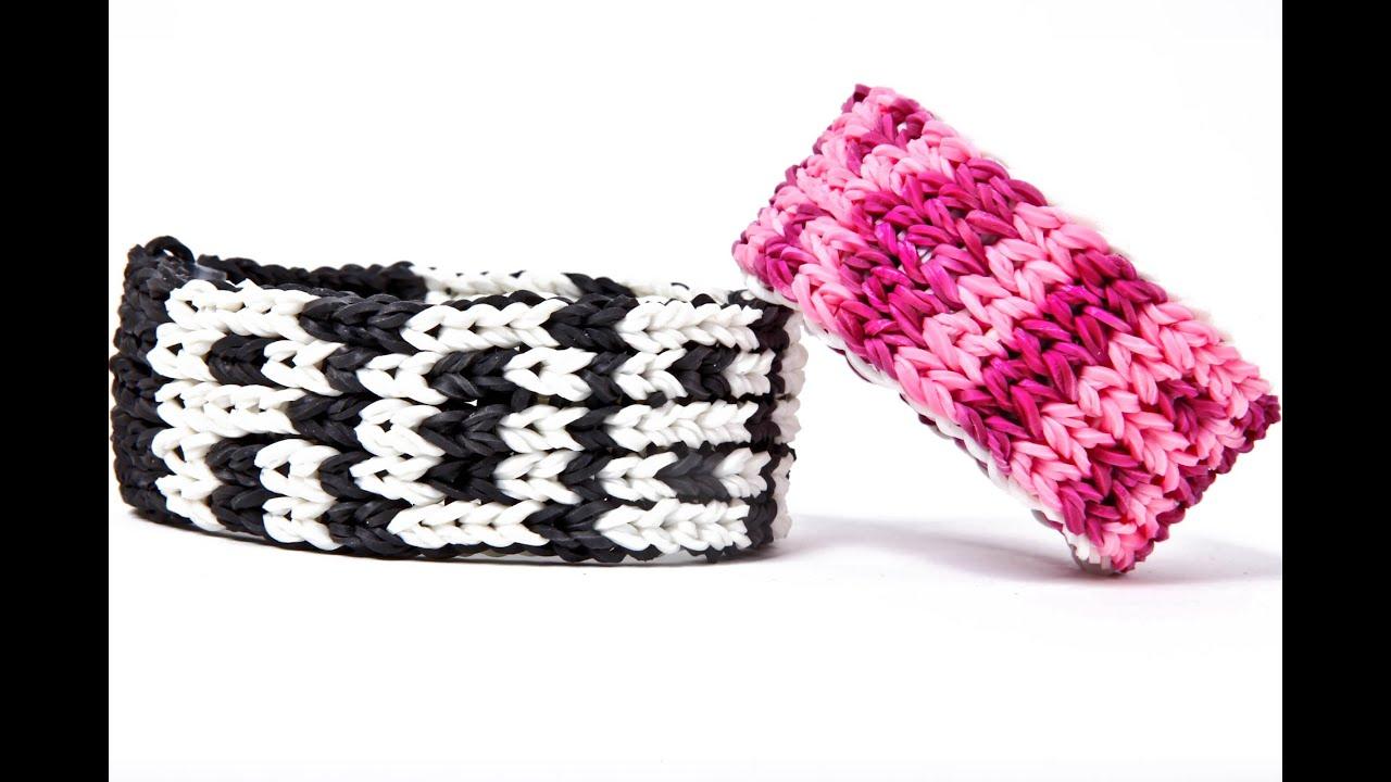 Valentine Bracelets Justin Toys : Rainbow loom name bracelet template justins toys