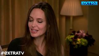 Angelina Jolie's Advice to Her Younger Self!