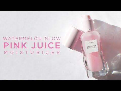 Glow Recipe Watermelon Glow Pink Juice   #pinkjuiceglow How-to Tutorial