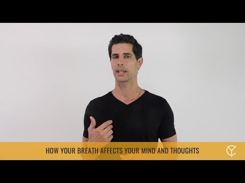 How You Breath Affects Your Mind And Thoughts