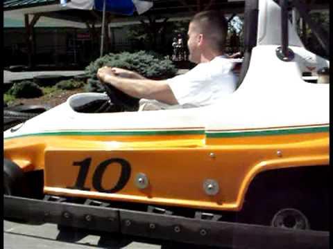 Go Karting In Lake George N Y Youtube