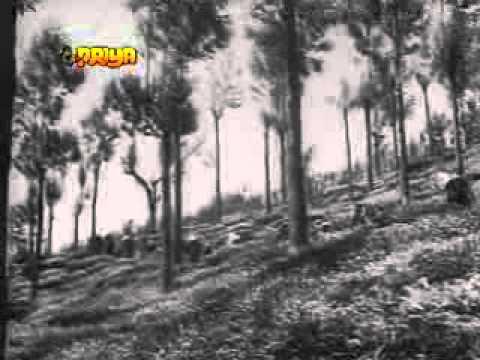 ik kali do pattiyan - lata -meena kapoor -hemant kumar & chorus-prem dhawan -anil biswas (RAHI 1952)