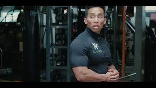 Ik woog maar 54 kilo voordat ik begon met krachttraining - Hung Nguyen