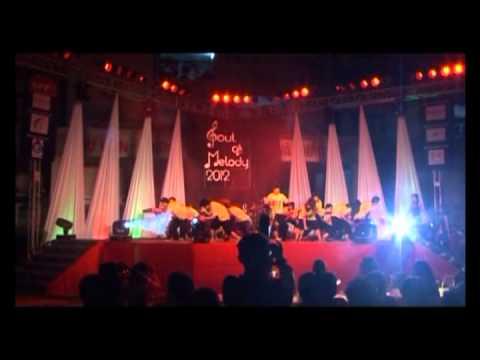 [Giọng Hát Vàng 2012] Tiết mục mở màn - FTU Dancing Club