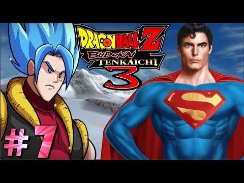 Dragon Ball Mod Anime War - Tập 7 - Goffu Đại Chiến Superman | Big Bang