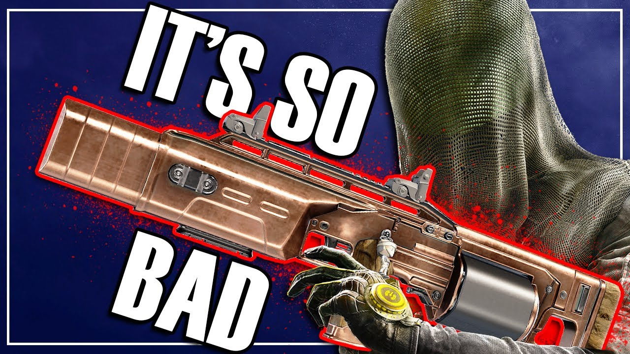 Copper to Diamond: The Worst Shotty In The Game - Rainbow Six Siege thumbnail