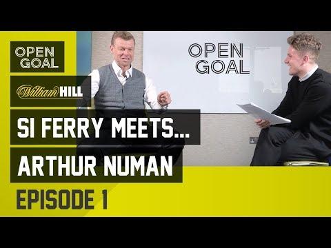 Si Ferry Meets...Arthur Numan Episode 1 - PSV, Holland, Early Rangers Days & Barry Ferguson