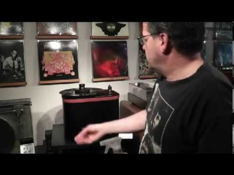 Music Hall WCS 2 Record Cleaning Machine Review