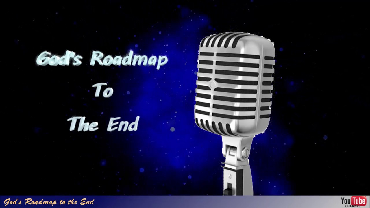 God's Roadmap to the End - Interviewed on Hebrew Nation