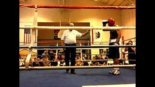 Boxing standing 8 count