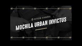 MOCHILA MILITAR URBAN INVICTUS