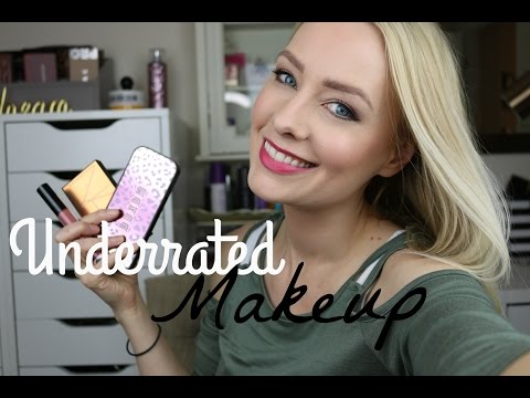 Underrated Makeup Products!