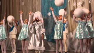 Новогоднее представление   клип2