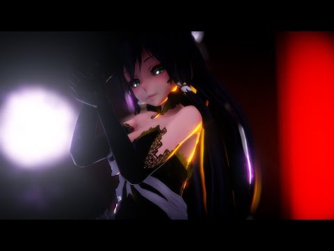 [MMD] Unknown Mother Goose / アンノウン・マザーグース(LuoTianyi)