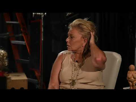 Roseanne explains the Valerie Jarrett tweet.