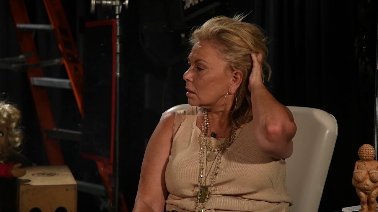 Roseanne explains the Valerie Jarrett tweet.