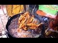 سمك الاسواق الاسبوعية ♥ مأكولات الشارع من المغرب