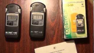 Дозиметр радиометр Терра МКС 05 (черная профессиональная) 1600грн/200$(, 2014-01-16T08:05:17.000Z)