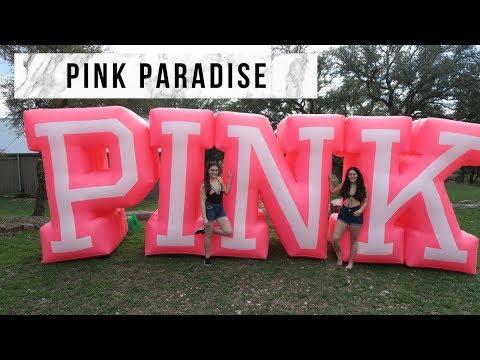 PINK Paradise Austin Vlog   PINK Campus Rep