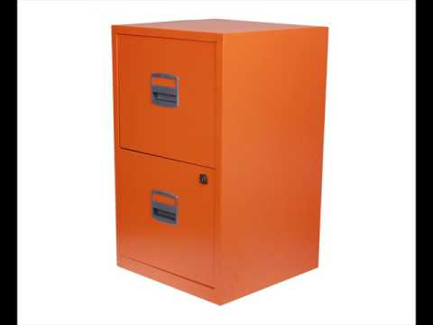 2 Drawer Metal File Cabinets For The Home