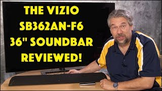 The All-In-One Vizio SB362An-F6 36