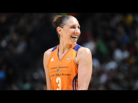 Diana Taurasi WNBA All-Star 2017 Season Highlights
