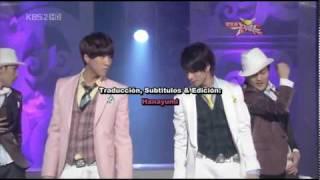 Paradise - T max [Sub Español + Karaoke] LIVE